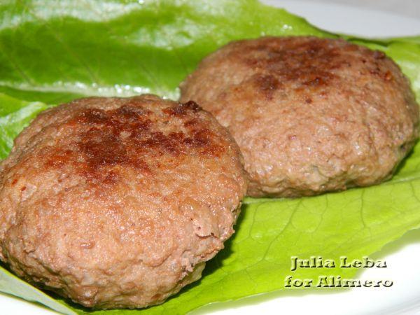 Как сделать сочные котлеты из говядины рецепт с фото